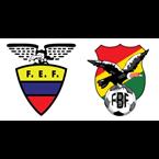 Ecuador v Bolívia