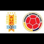 Uruguay v Colômbia