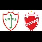 Portuguesa x Vila Nova-GO
