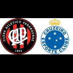 Atlético-PR x Cruzeiro