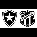 Botafogo-RJ X Ceará-CE