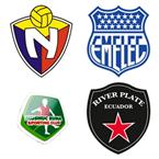 El Nacional v Emelec / Mushuc Runa v River Plate