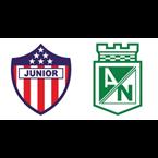 Junior vs. Nacional