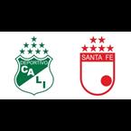 Cali vs. Santa Fe