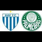 Avaí x Palmeiras