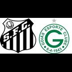 Santos x Goiás