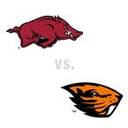 WBB: Arkansas Razorbacks vs. Oregon St. Beavers