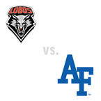 MBB: New Mexico Lobos at Air Force Falcons