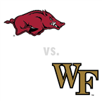 MBB: Arkansas Razorbacks at Wake Forest Demon Decons