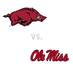 MBB: Arkansas Razorbacks at Ole Miss Rebels