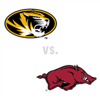 MBB: Missouri Tigers at Arkansas Razorbacks