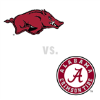 MBB: Arkansas Razorbacks at Alabama Crimson Tide