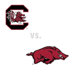 MBB: South Carolina Gamecocks at Arkansas Razorbacks