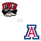 MBB: UNLV Rebels at Arizona Wildcats