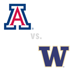 MBB: Arizona Wildcats at Washington Huskies