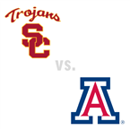 MBB: USC Trojans at Arizona Wildcats