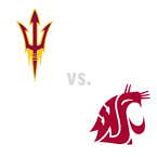 MBB: Arizona St. Sun Devils at Washington St. Cougars