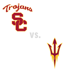 MBB: USC Trojans at Arizona St. Sun Devils
