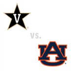 MBB: Vanderbilt Commodores at Auburn Tigers