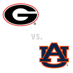 MBB: Georgia Bulldogs at Auburn Tigers