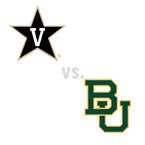 MBB: Vanderbilt Comodores at Baylor Bears