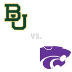 MBB: Baylor Bears at Kansas St. Wildcats