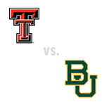 MBB: Texas Tech Red Raiders at Baylor Bears