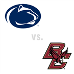 MBB: Penn St. Nittany Lions at Boston College Eagles