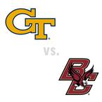 MBB: Georgia Tech Yellow Jackets at Boston College Golden Eagles