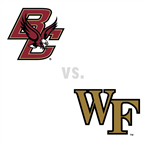 MBB: Boston College Golden Eagles at Wake Forest Demon Deacons