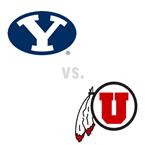 MBB: Brigham Young Cougars at Utah Utes