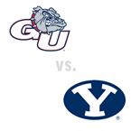 MBB: Gonzaga Bulldogs at Brigham Young Cougars