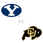MBB: Brigham Young Cougars at Colorado Buffaloes