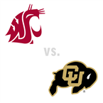 MBB: Washington St. Cougars at Colorado Buffaloes