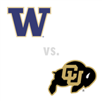 MBB: Washington Huskies at Colorado Buffaloes