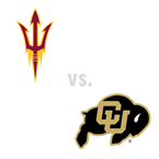MBB: Arizona St. Sun Devils at Colorado Buffaloes