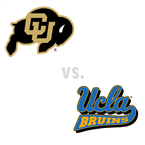 MBB: Colorado Buffaloes at UCLA Bruins