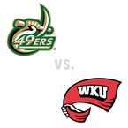 MBB: Charlotte 49ers at Western Kentucky Hilltoppers