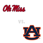 MBB: Ole Miss Rebels at Auburn Tigers