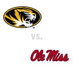 MBB: Missouri Tigers at Ole Miss Rebels