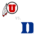 MBB: Utah Utes at Duke Blue Devils