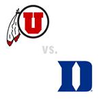MBB: Utah Utes at Duke Blue Devils