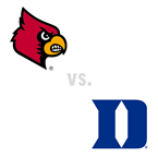 MBB: Louisville Cardinals at Duke Blue Devils