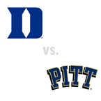 MBB: Duke Blue Devils at Pittsburgh Panthers