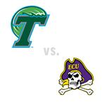 MBB: Tulane Green Wave at East Carolina Pirates