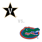 MBB: Vanderbilt Commodores at Florida Gators