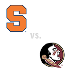 MBB: Syracuse Orange at Florida St. Seminoles