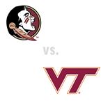 MBB: Florida St. Seminoles at Virginia Tech Hokies