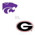 MBB: Kansas St. Wildcats at Georgia Bulldogs