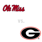 MBB: Ole Miss Rebels at Georgia Bulldogs